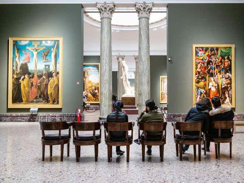 Pinacoteca di Brera, Milano musei italiani online gratis