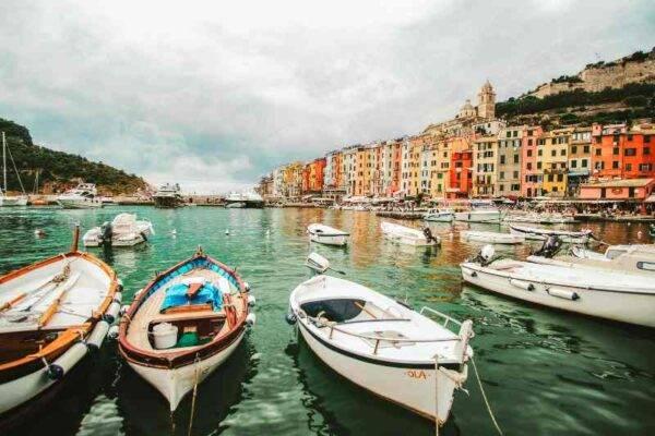 Porto Venere borghi belli Liguria inverno