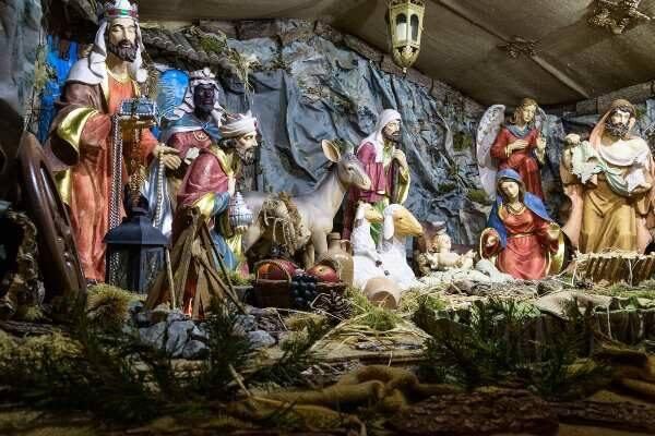 Presepe Natale Italia cultura tradizioni
