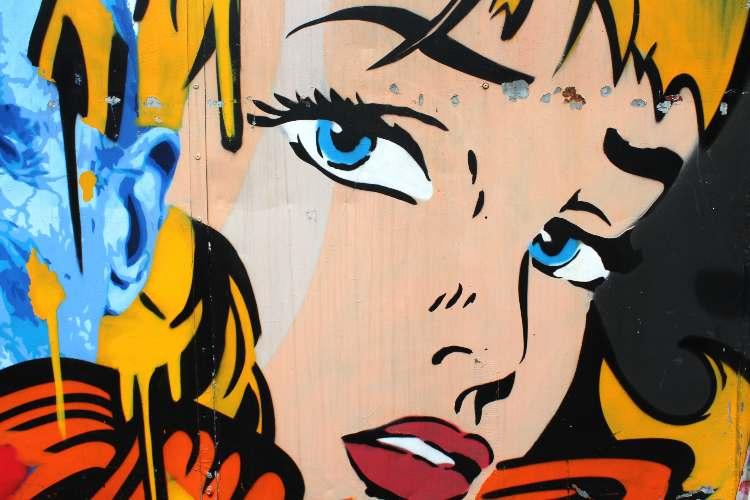 Street Art musei bambini online gratis