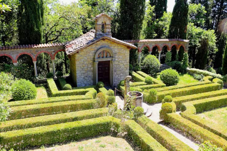 grand route italia giardini