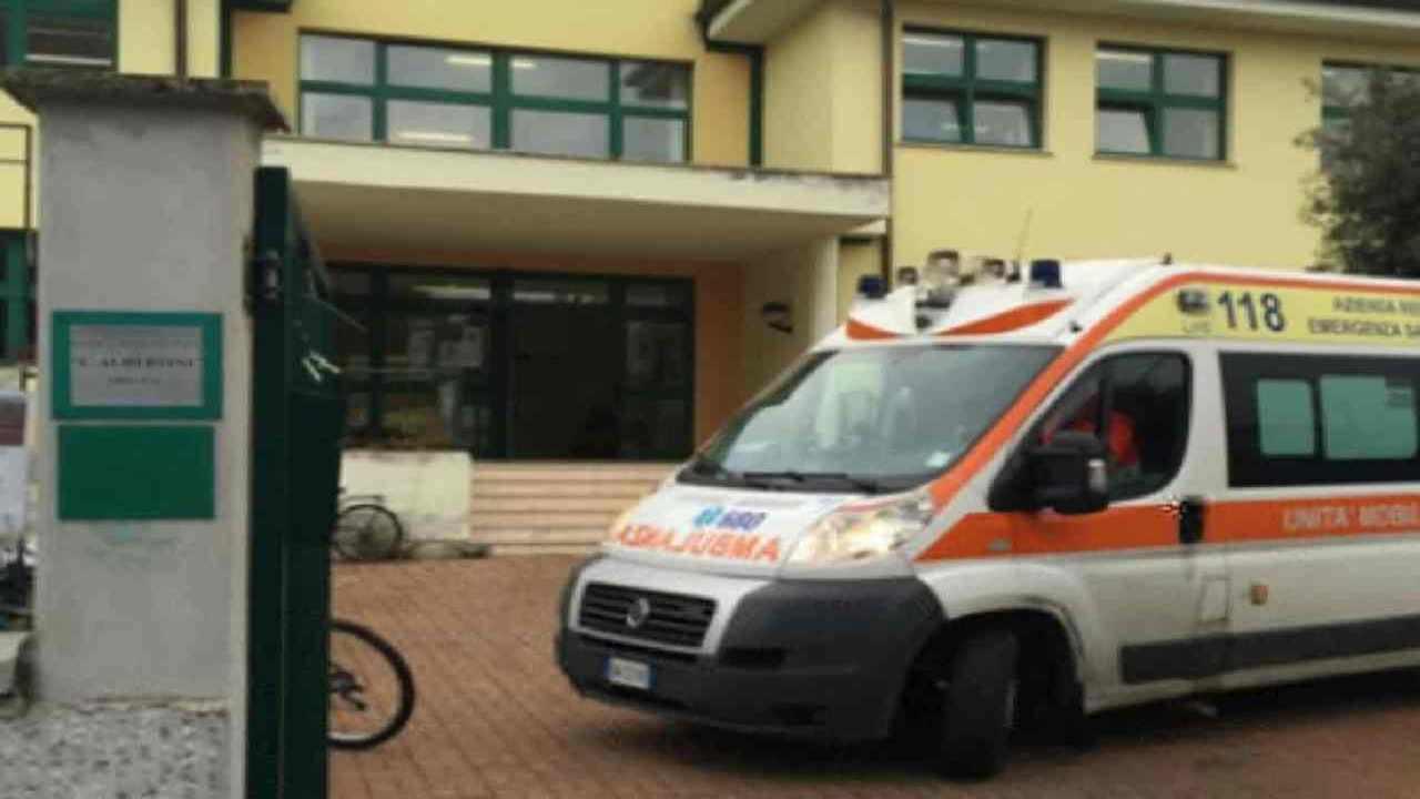 bambina morta a scuola Palermo