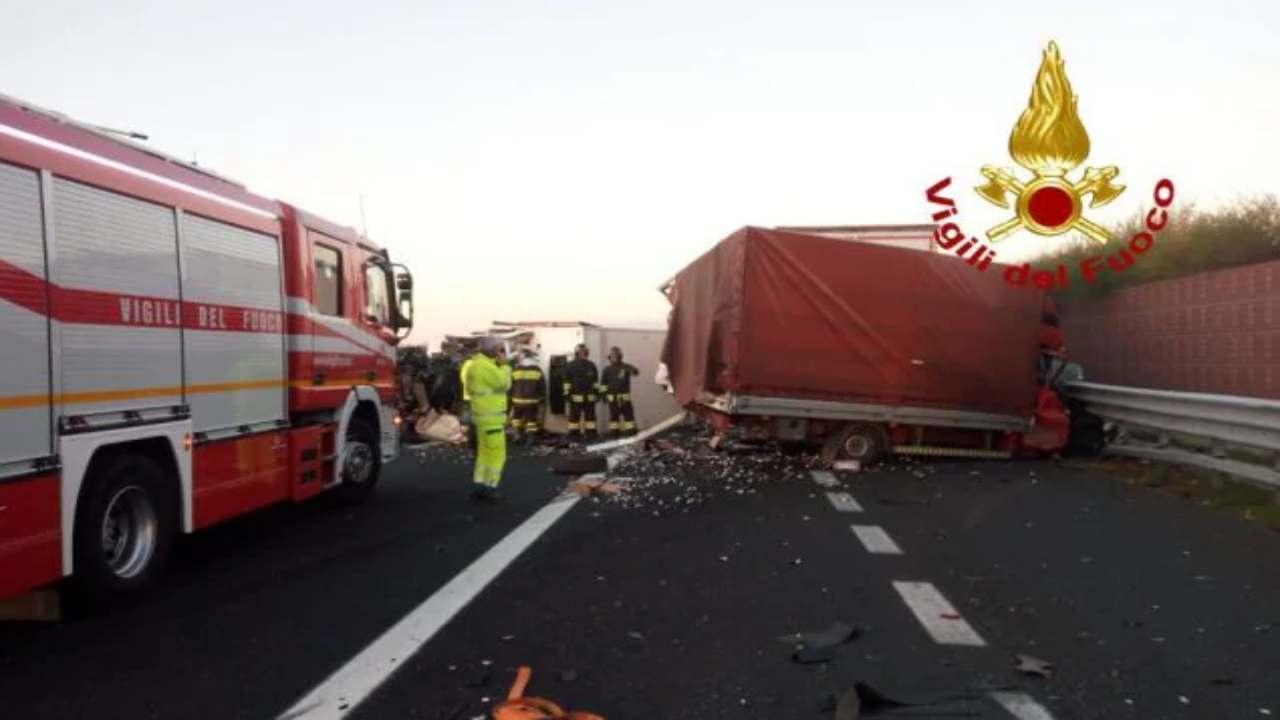 incidente stradale Veneto