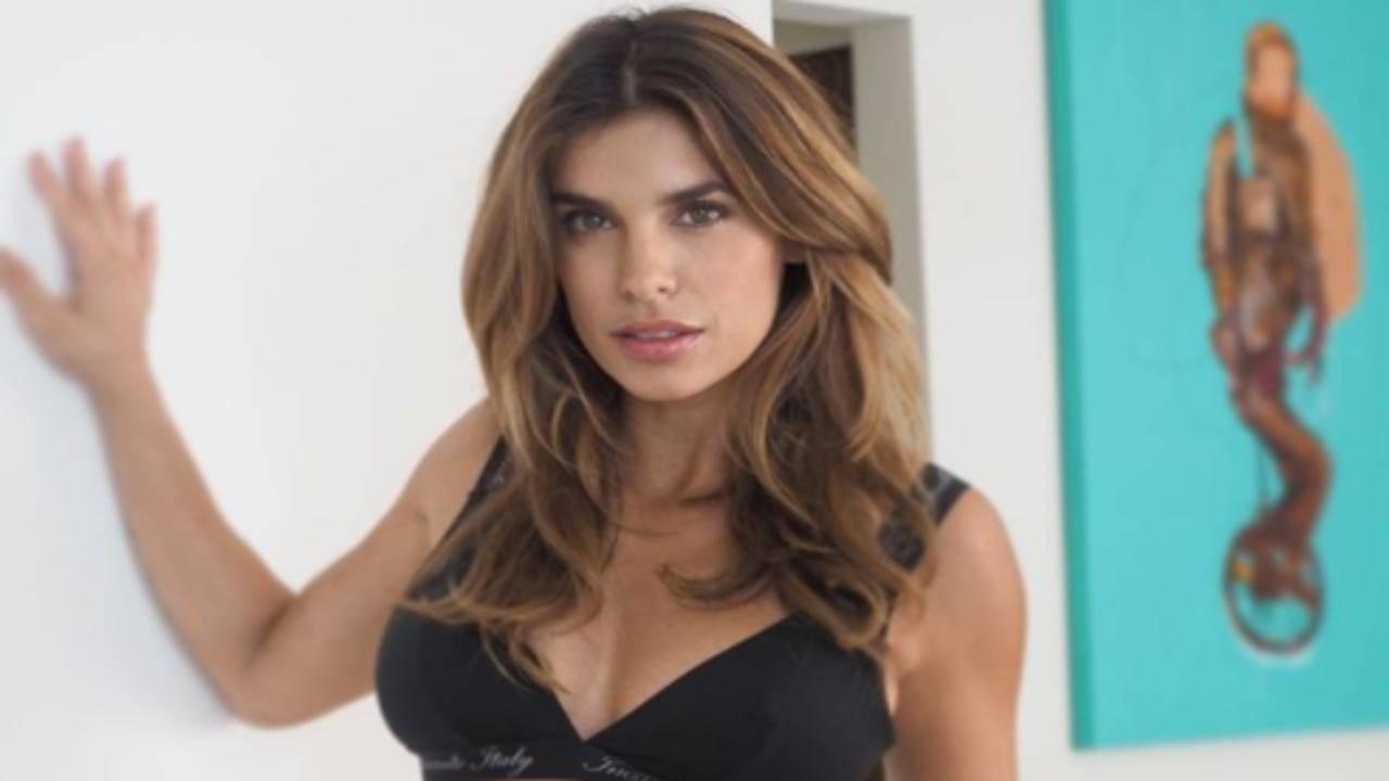 Elisabetta Canalis Instagram bikini