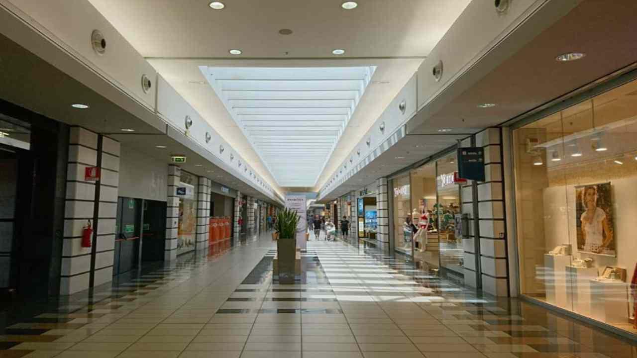 Zone rosse negozi nuovo Dpcm