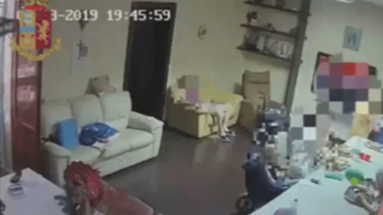 anziani maltrattati casa riposo