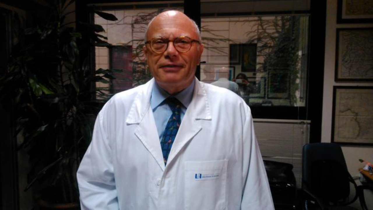 Massimo Galli virologo contagi