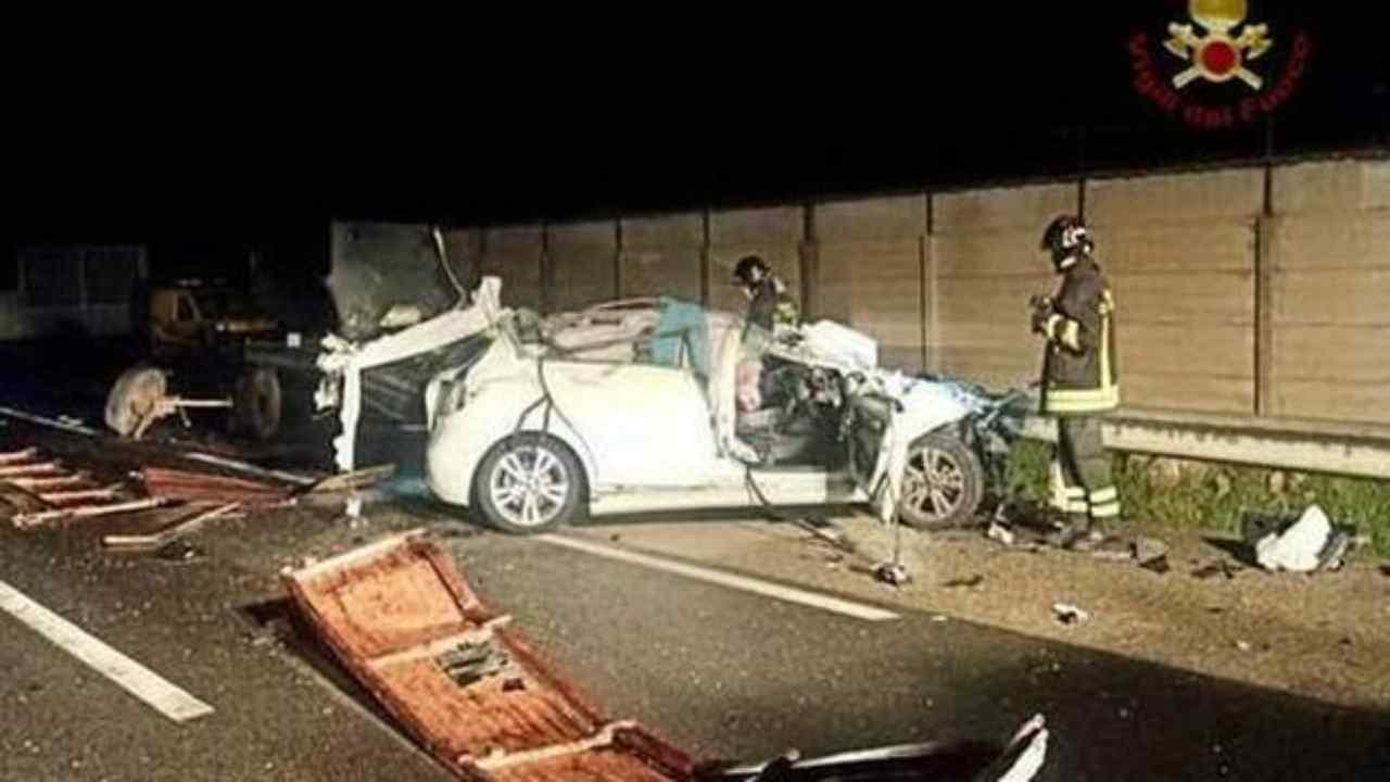 incidente stradale Cagliari