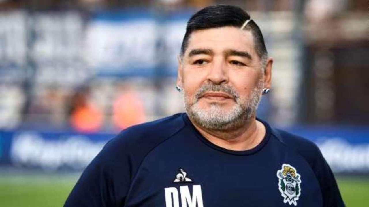 Maradona come è morto