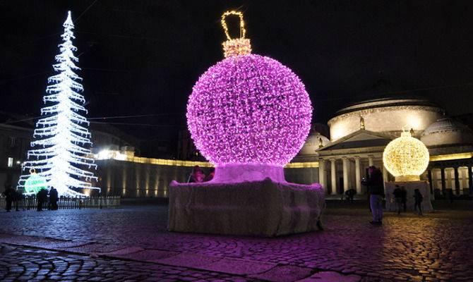 Natale 2020 a Napoli