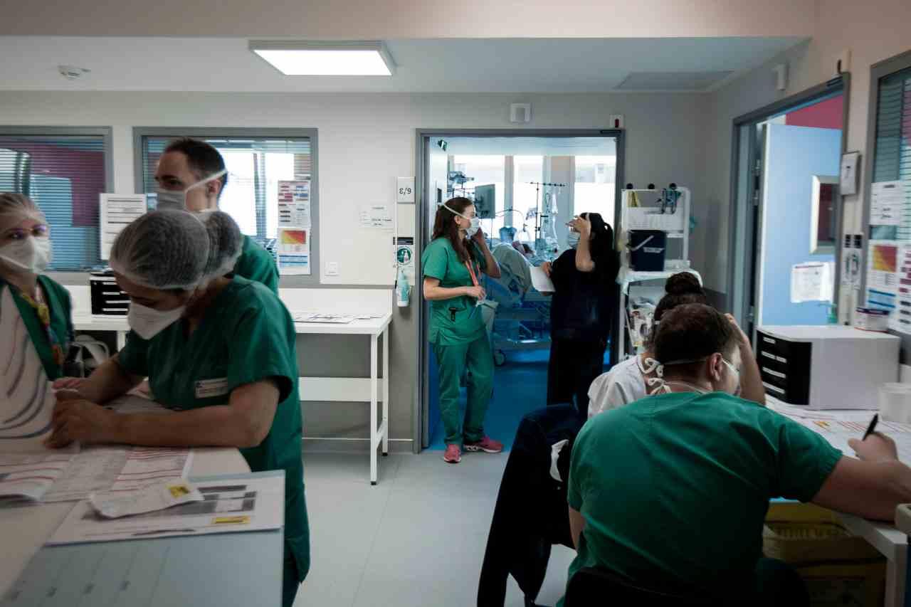 nuovo lockdown medici contagi