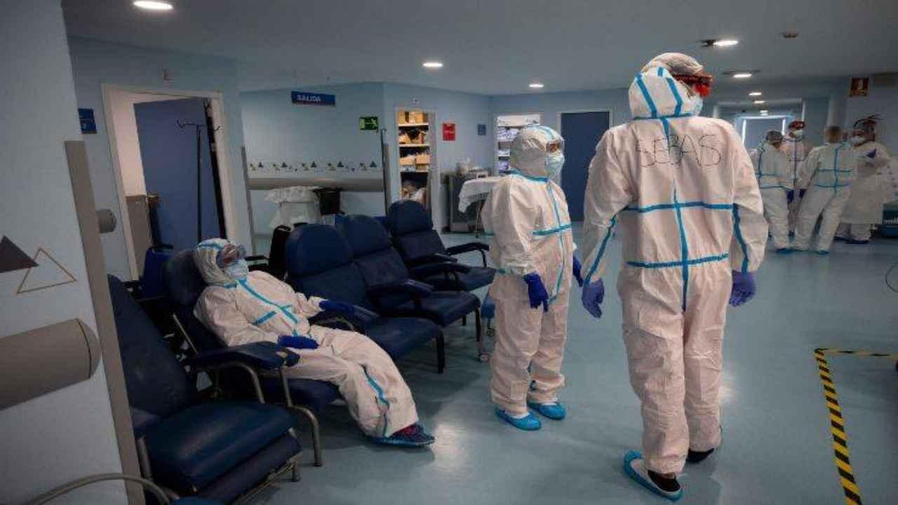 Ippolito pandemia oggi Cts