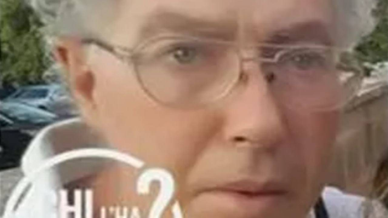 uomo scomparso Piero Giorgi