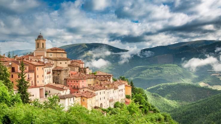 borghi più belli d'italia guida