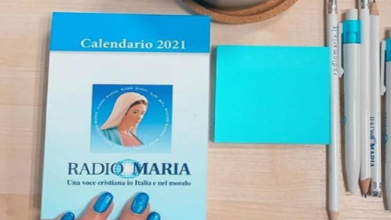 Radio Maria pandemia padre Fanzaga