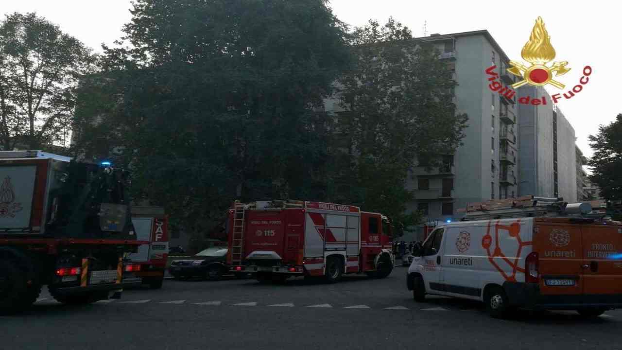 incidente stradale soccorsi Trento