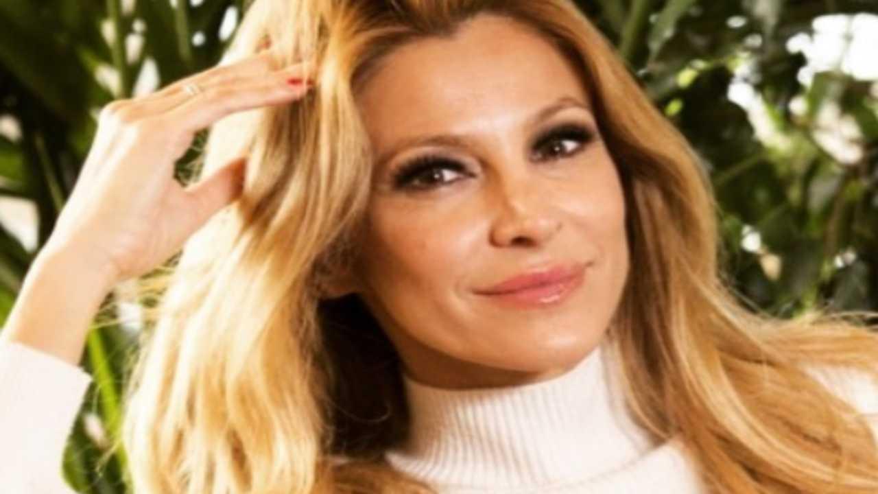 Adriana Volpe marito crisi
