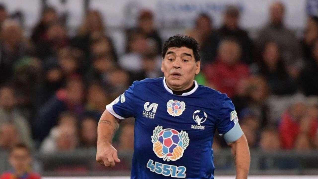 Maradona, l'ultimo straziante audio dedicato al figlio