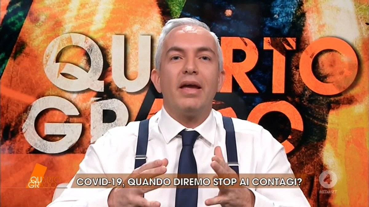 Quarto Grado, Marco Oliva: chi è il giornalista e conduttore