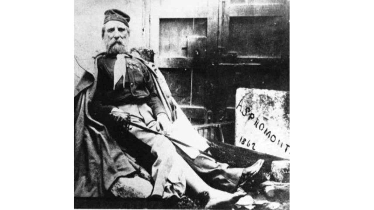 Garibaldi lettera Lipari