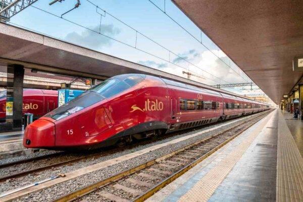 Italo treni Natale