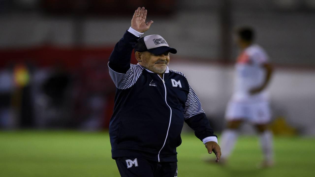 Maradona eredità figli