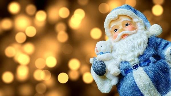 Nonno Gelo Natale tradizioni mondo