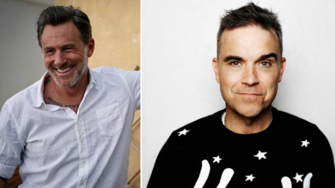 Robbie Williams Filippo Nardi