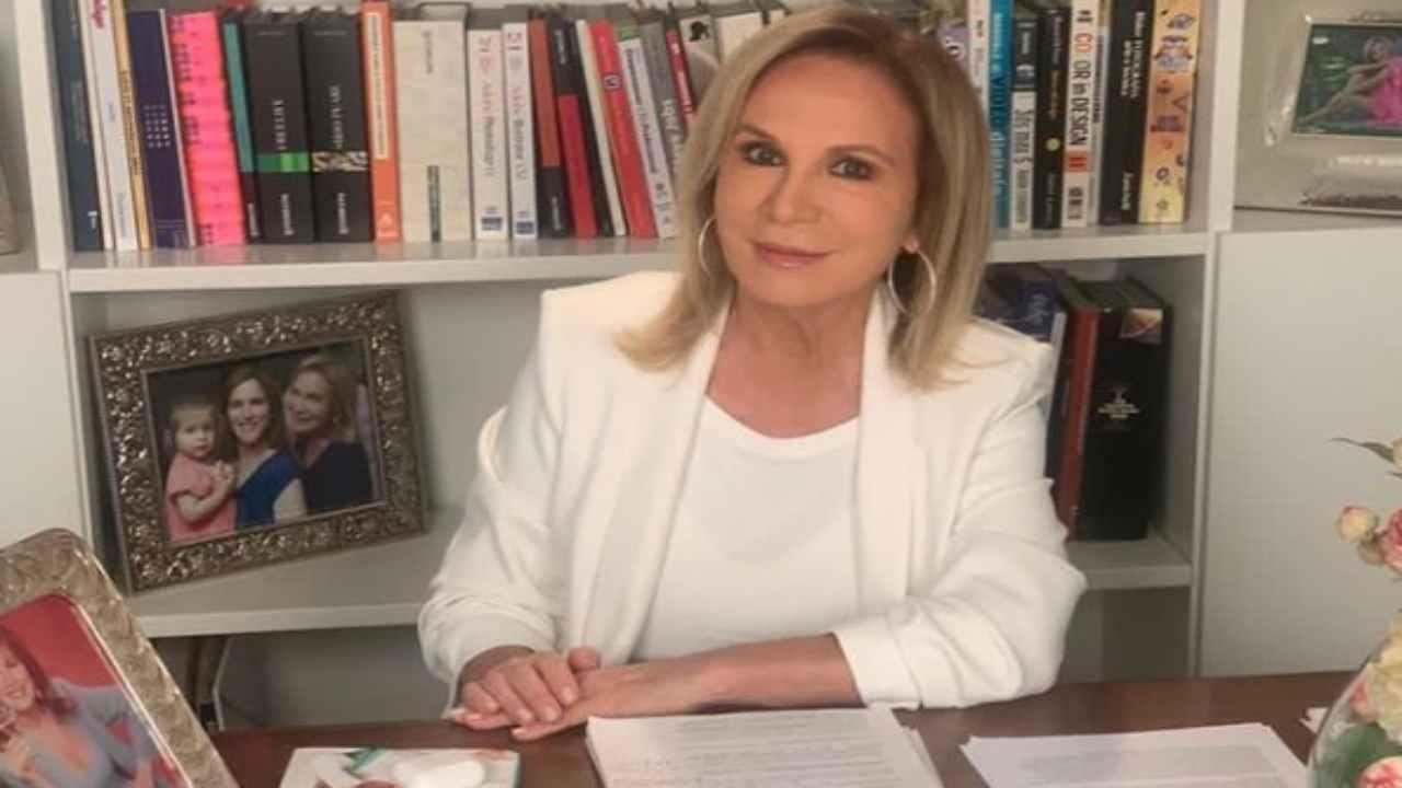 Rosanna Lambertucci Oggi altro Giorno