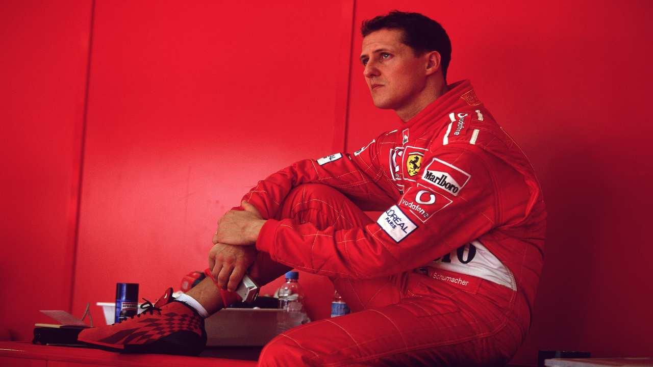 Schumacher incidente come sta