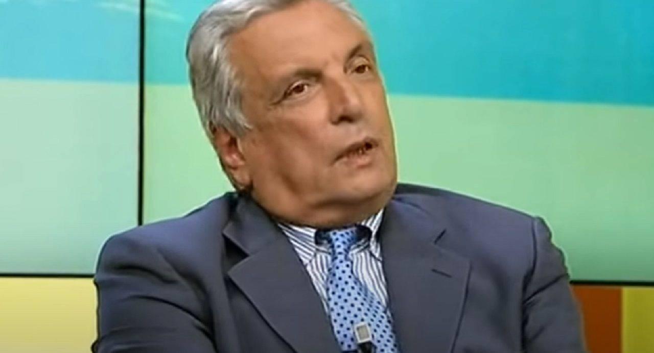 Lazio in lutto: è morto il portavoce Arturo Diaconale - Sportmediaset