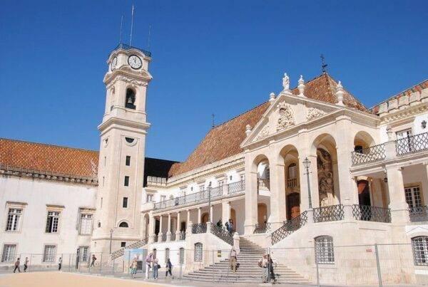 Cosa fare a Coimbra: visita all'università