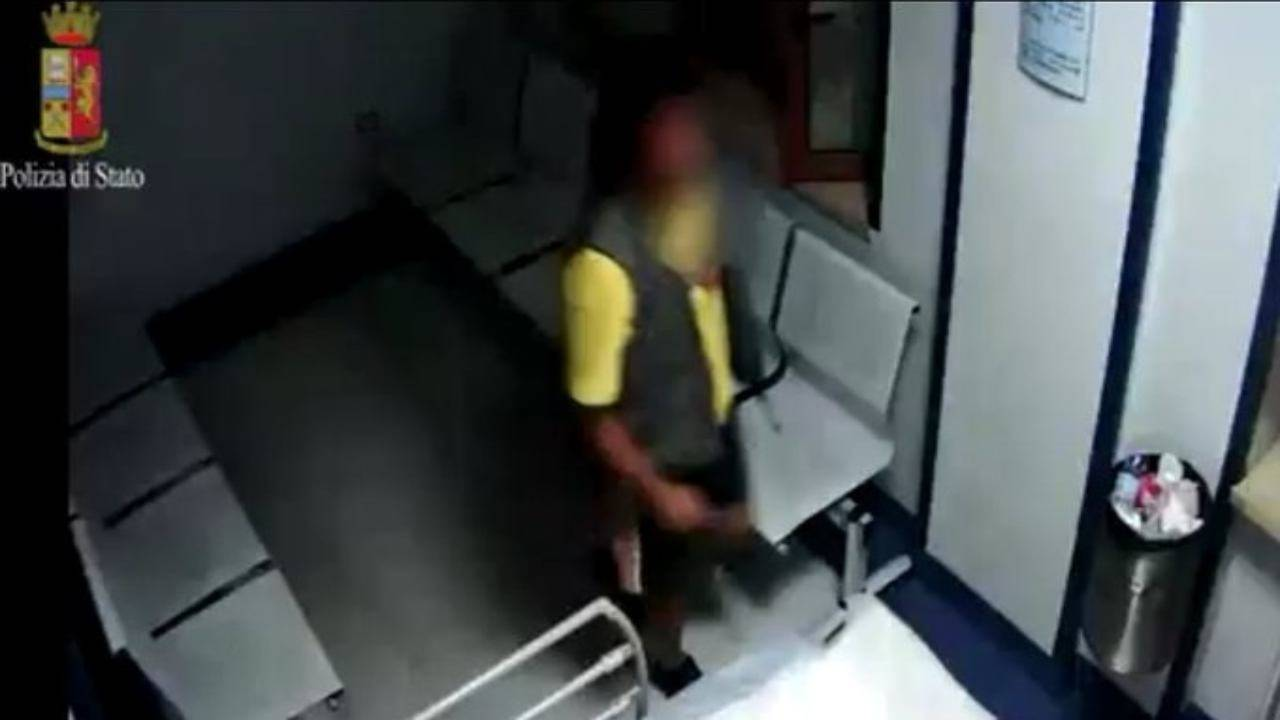 aggressione in ospedale Catania