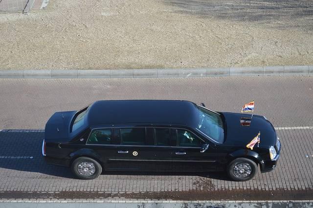 La Bestia, l'auto del Presidente USA