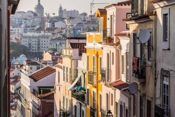 bairro alto Lisbona: dove alloggiare in città