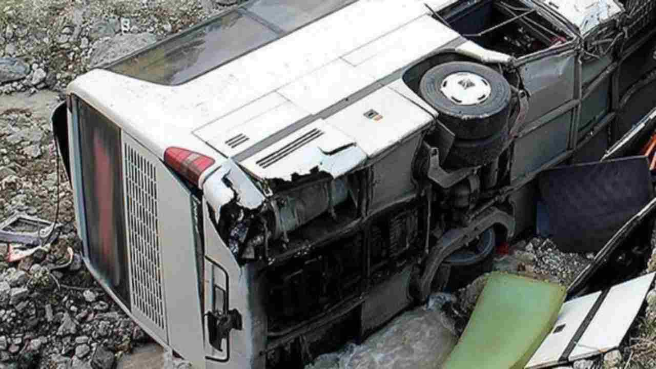 incidente bus Camerun