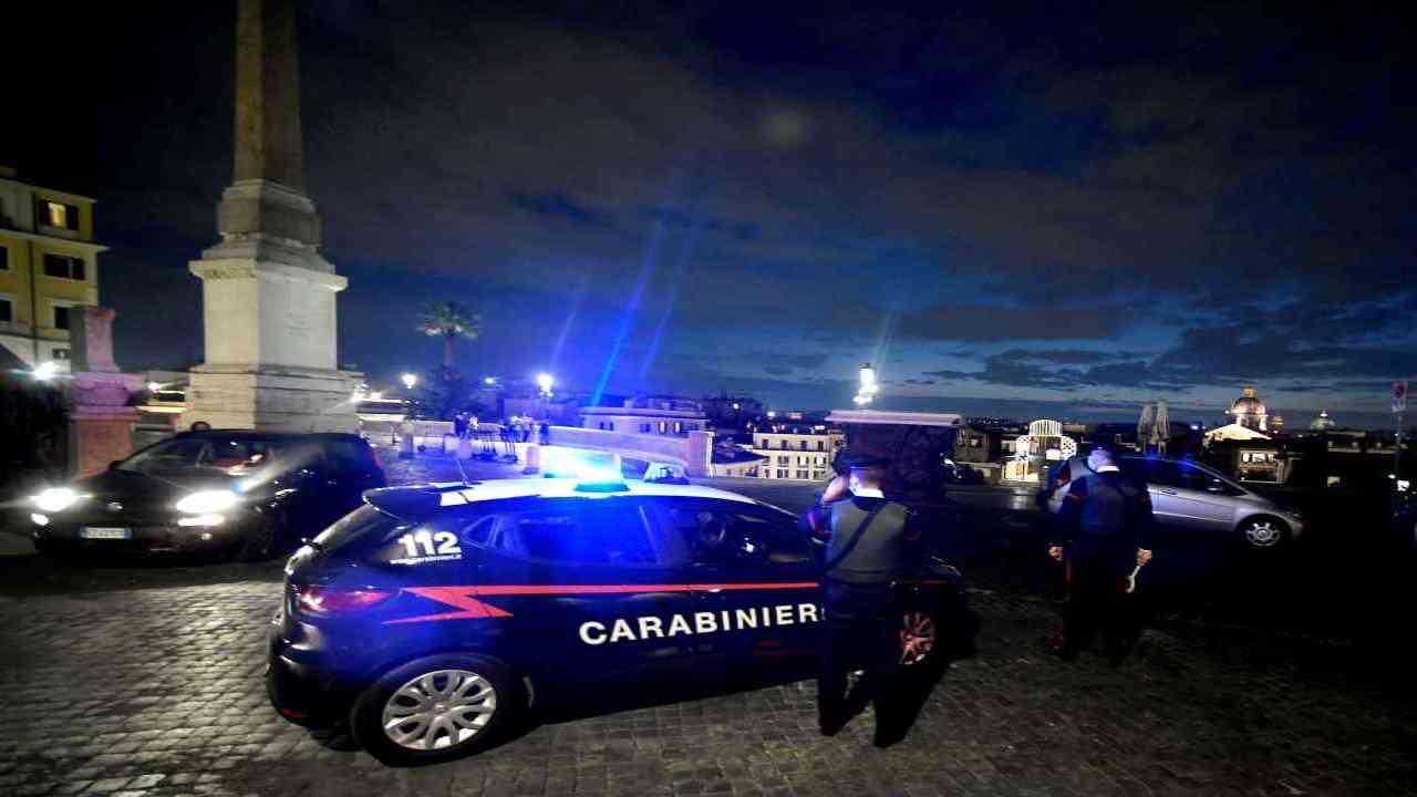 festa di compleanno carabinieri