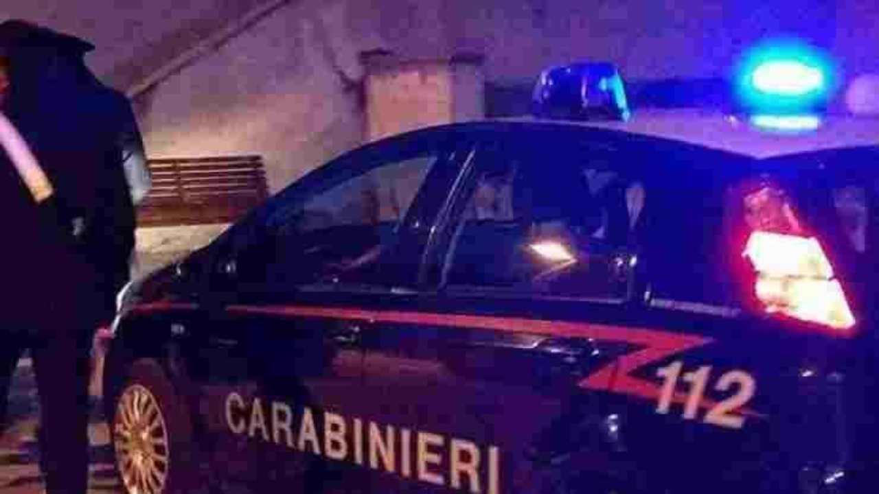 Festa in casa carabinieri Verona