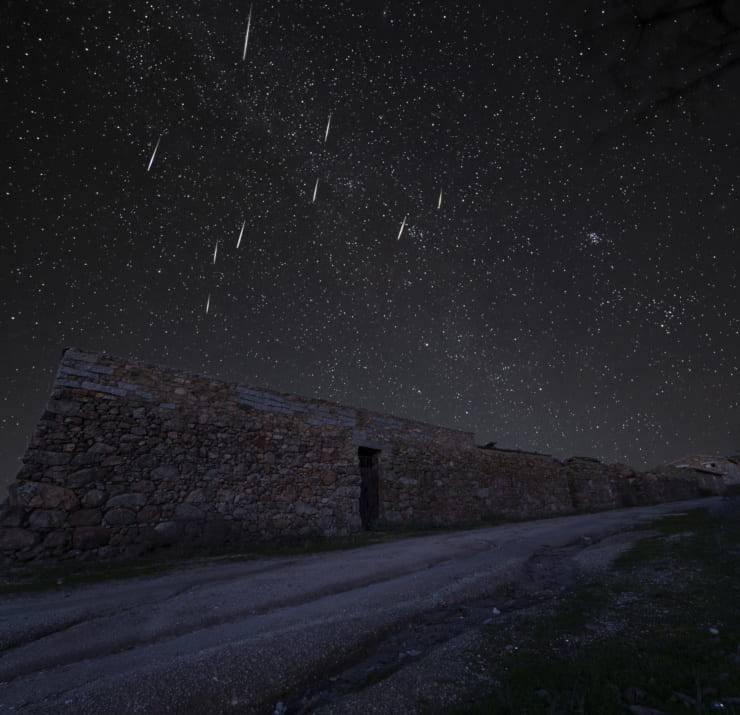 stelle cadenti dicembre geminidi