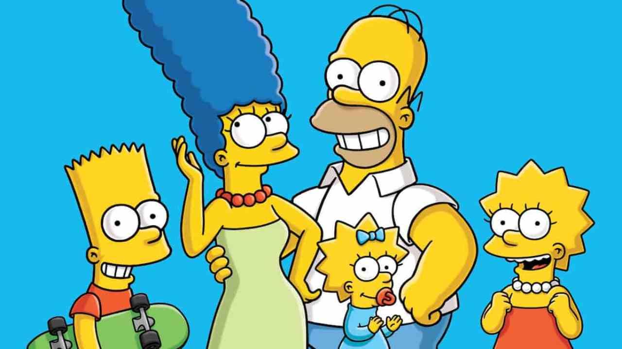 I Simpson previsioni