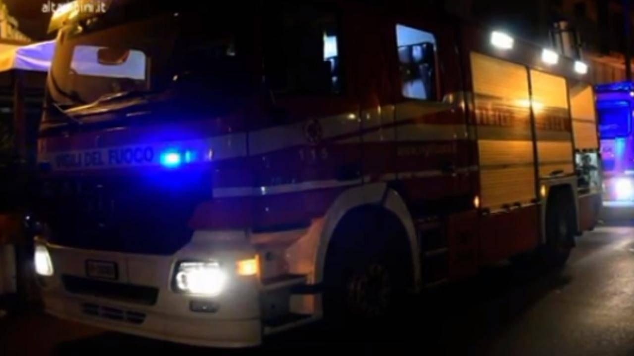 incendio Rimini morta donna