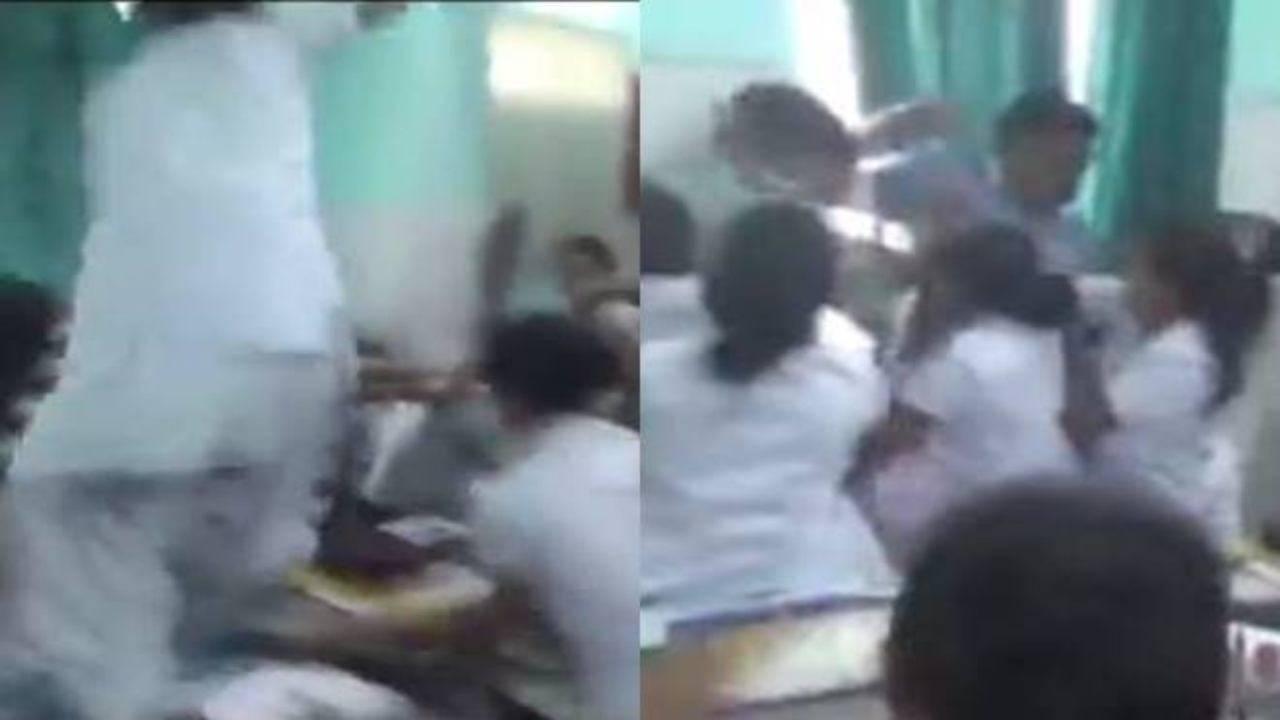 infermiera picchiata Cardarelli