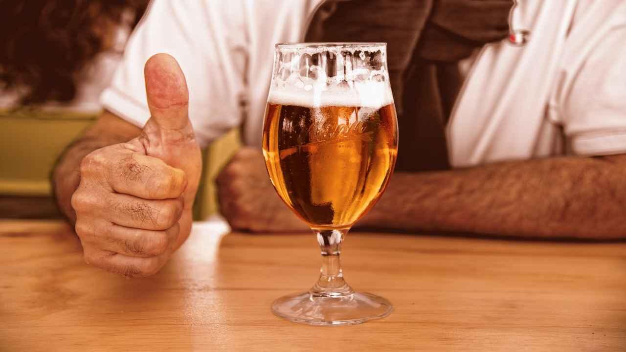 lassativi birra