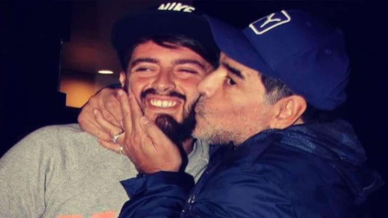 Maradona figlio eredità