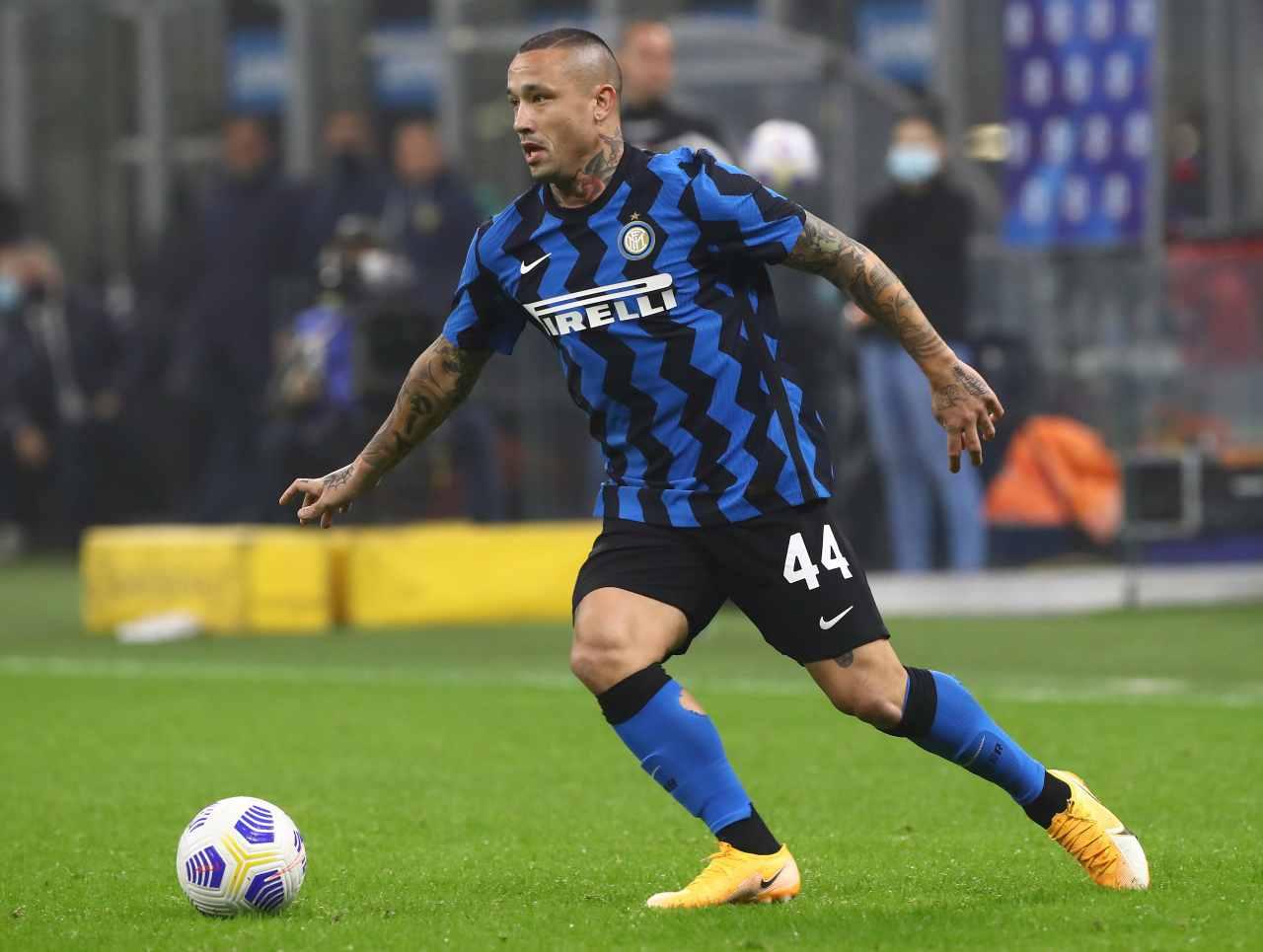 Nainggolan Inter addio