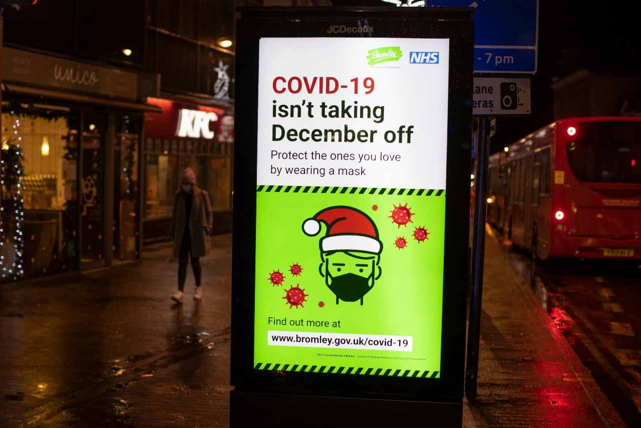 Virus Londra Oms