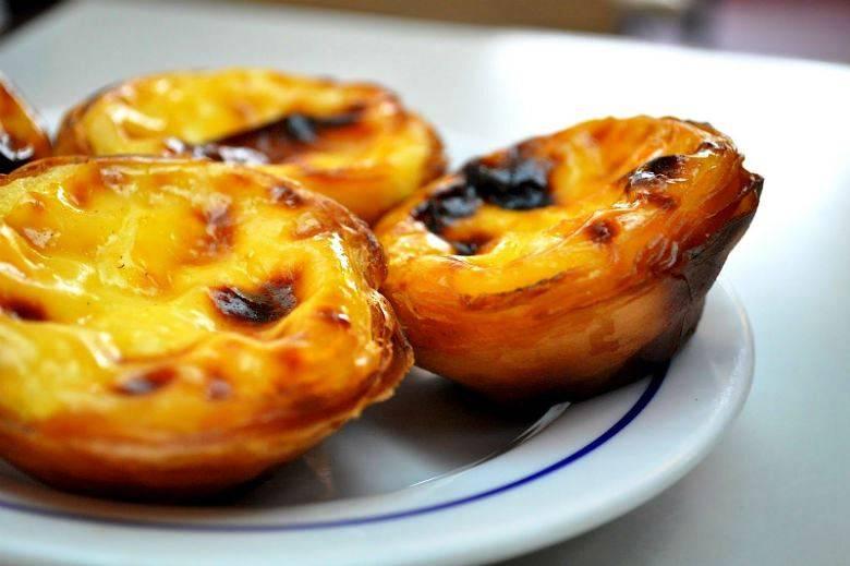 cosa mangiare in Portogallo: il tipico pastel de nata