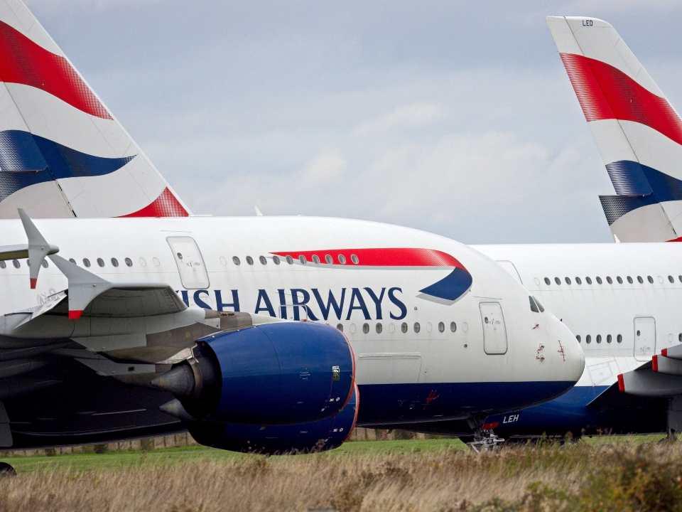 pilota sviene British Airways