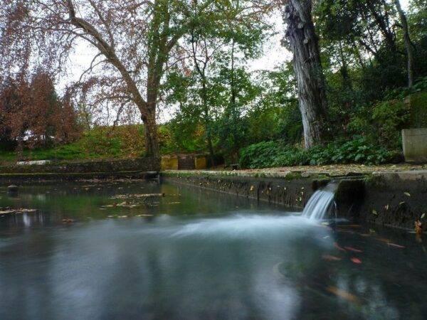 Visita al Parco Quinta Das Lagrimas