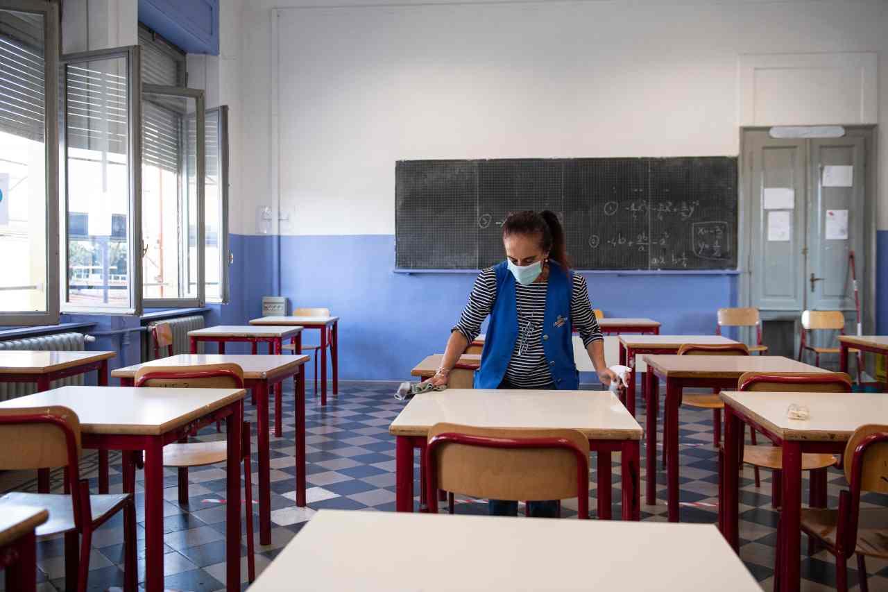 Ritorno scuole